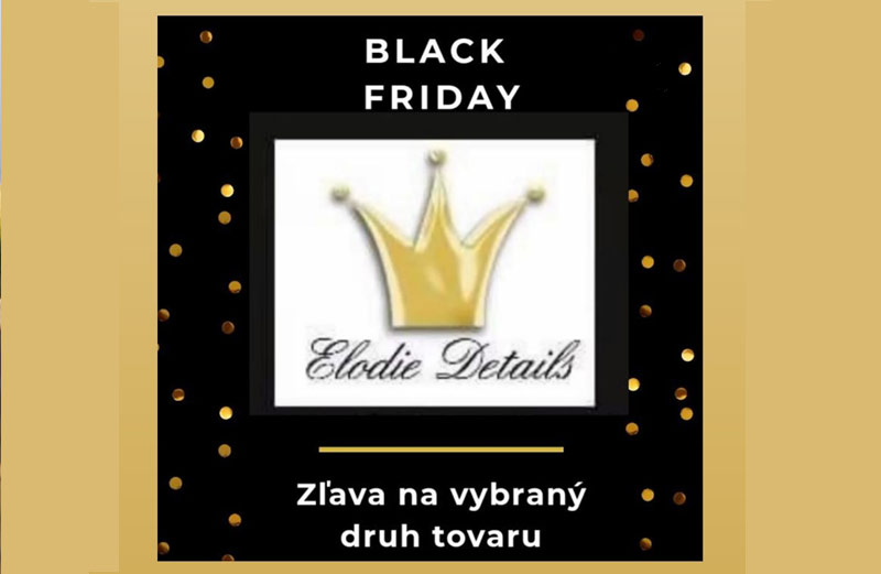 Black Friday pokračuje