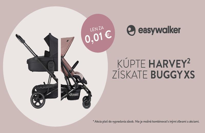 Akcia so značkou EasyWalker