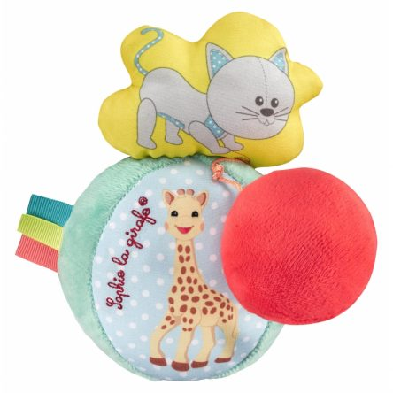 Vulli Vibrujúca hudobná loptička žirafa Sophie