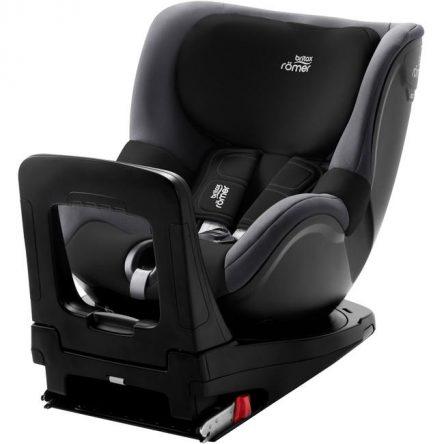 Britax-Römer autosedačka Dualfix M i-size, Black Ash